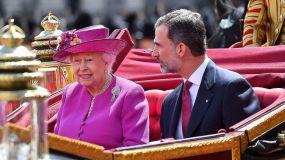 Felipe VI no obvia Gibraltar ante el Parlamento británico