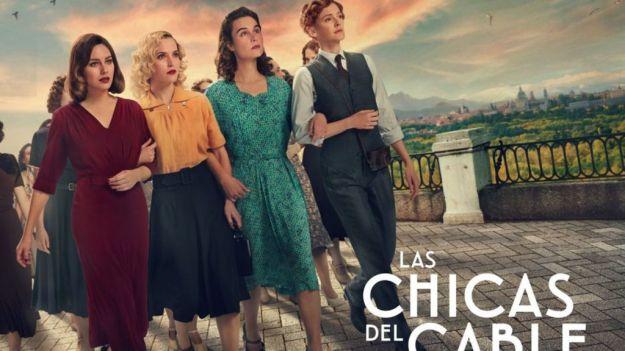 'Las chicas del cable' se preparan para su gran final en Netflix