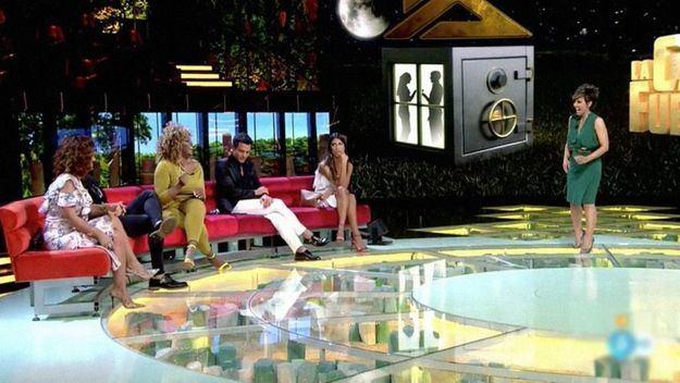 Sónsoles Ónega debuta en 'La Casa Fuerte' con liderazgo incluido
