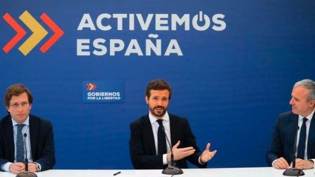 Casado exige a Sánchez dejar 'perfectamente planificado un 'plan b' jurídico' por si hubiera algún rebrote