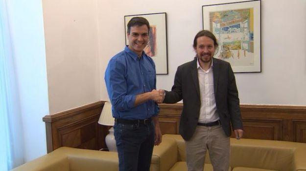 Podemos y PSOE planean tener interlocución preferente