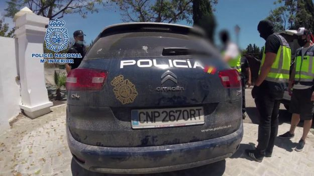 La Policía esclarece un ajuste de cuentas relacionado con el tráfico de drogas ocurrido en Marbella