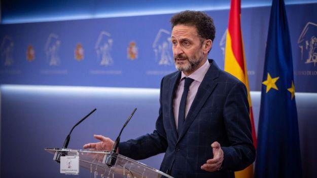 Bal: 'El único objeto de Bildu es erosionar los principios básicos de una democracia moderna con un poder judicial independiente'