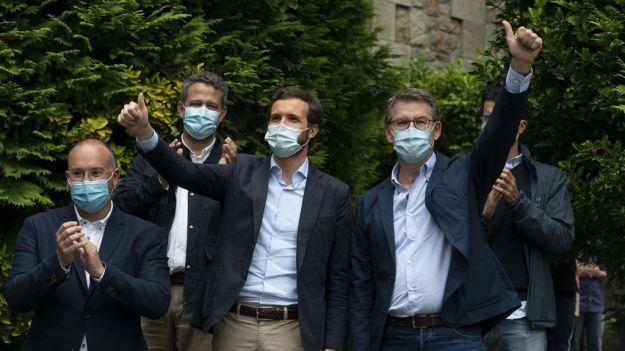 CIS: Feijóo revalidaría su mayoría absoluta con Vox y Cs sin representación en Galicia