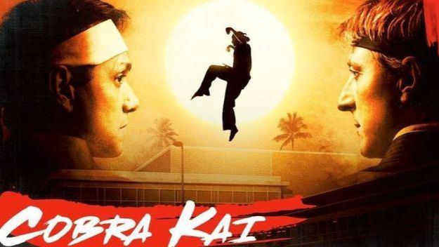 La saga de 'Karate Kid' estrena nueva era con la llegada de 'Cobra Kai' a Netflix