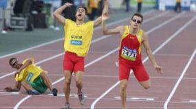 Gerard Descarrega y Marcos Blanquillo conquistan nuestro primer oro en Londres