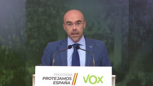 Vox acusa a PSOE y Podemos de instigar los actos de violencia y acoso en Galicia y País Vasco