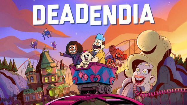 El estrafalario, espeluznante y desternillante mundo de 'DeadEndia' llega a Netflix