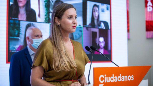 Melisa Rodríguez (Cs): 'Nos preocupa el auge de los partidos nacionalistas'