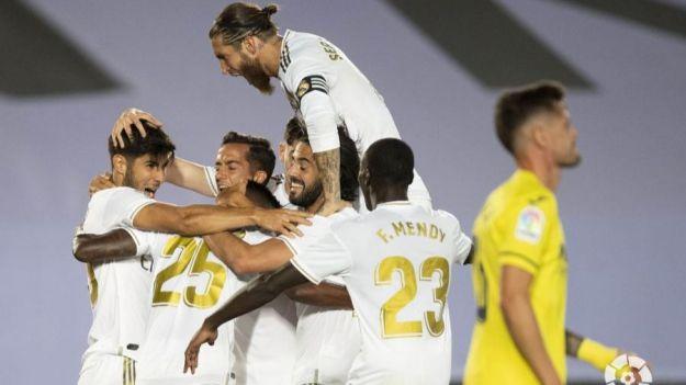 LaLiga Santander 2019/20 ya tiene campeón: el Real Madrid