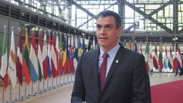 Espinosa: 'El único objetivo de Sánchez es preservar su poder por encima de todo'