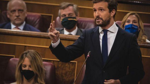 Casado reclama a Sánchez 'ambición' para hacer reformas de 'alta intensidad'