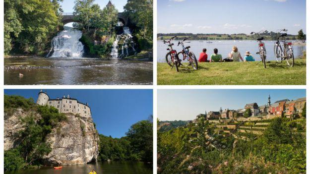 Planes en entornos naturales como la opción idónea para este verano