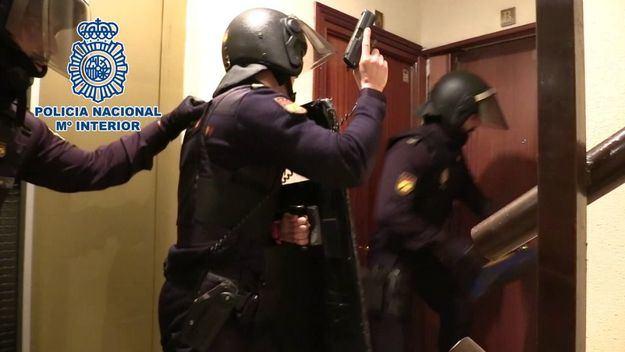 Desarticulado en Holanda un grupo criminal dedicado a las torturas, secuestros y ajustes de cuentas