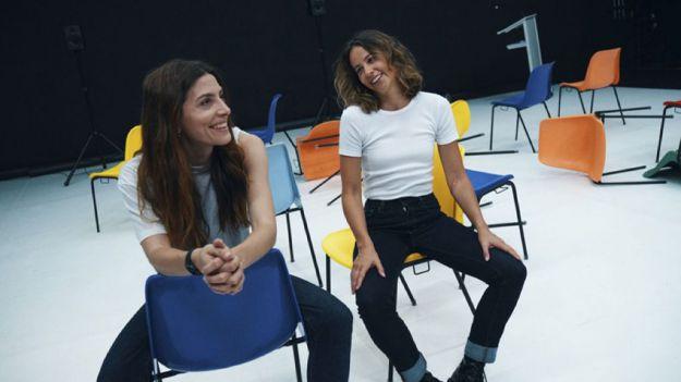 Concluye el rodaje de 'Hermanas', el primer episodio de 'Escenario 0' de HBO Europe