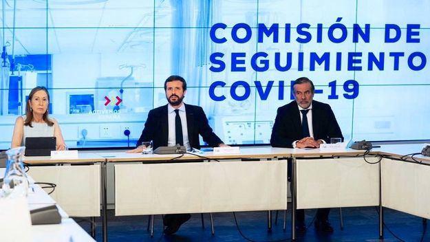 Casado rechaza el acuerdo de la FEMP únicamente con los votos del PSOE