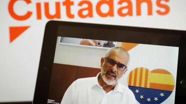 Carrizosa: 'Cuántos infectados tenemos que tener para que el Govern deje a un lado su agenda nacionalista'