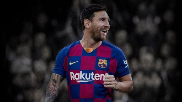 Messi, ¿al Manchester City?