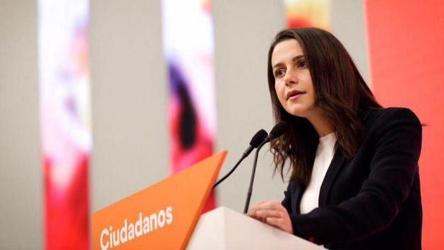 Arrimadas negociará con Sánchez de forma 'responsable, constructiva y muy exigente'