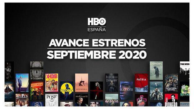 Un septiembre cargado de novedades en HBO