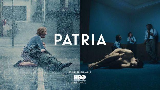 La AVT reclama a HBO que retire el cartel de 'Patria'