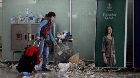 Fomento busca soluciones para la huelga en el Prat