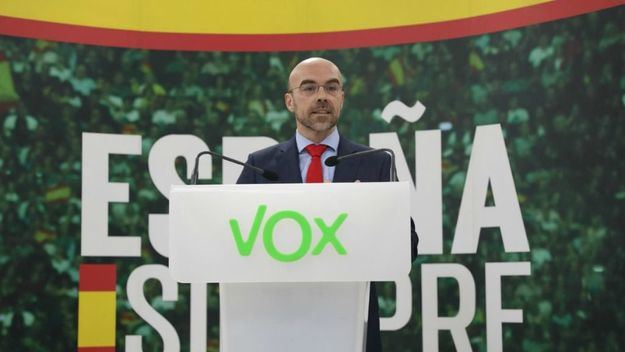 Vox previene para