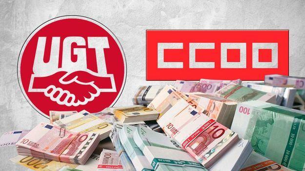 CCOO y UGT piden la libertad de los presos separatistas y Vox reacciona