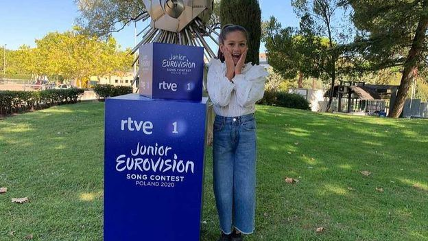 España ya tiene representante para Eurovisión Junior 2020