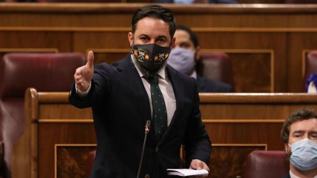Abascal: 'El Gobierno de Sánchez e Iglesias es una catástrofe para España'