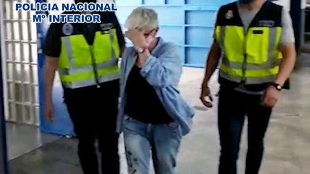 Detenida una integrante de la organización terrorista neofascista italiana Núcleos Armados Revolucionarios