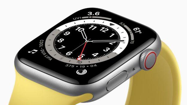 Así es el nuevo Apple Watch SE