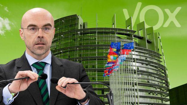 Buxadé sobre el fondo de reconstrucción europeo: