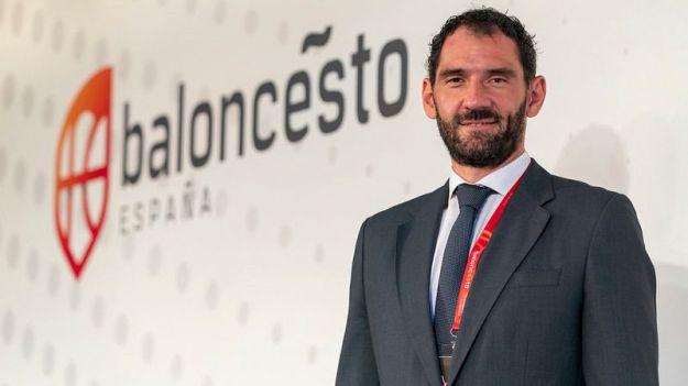 Jorge Garbajosa seguirá siendo el presidente de la FEB