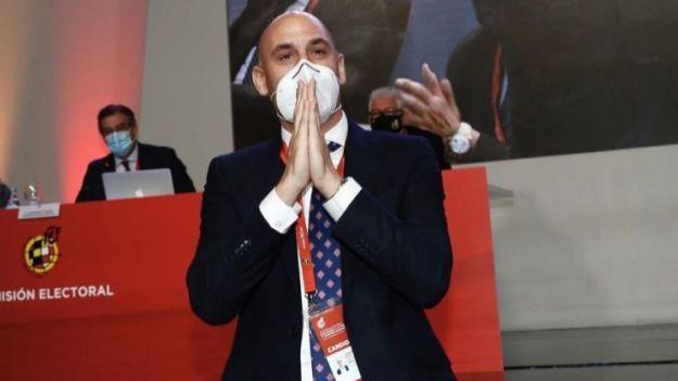 Un vistazo a la Asamblea General que reeligió a Luis Rubiales