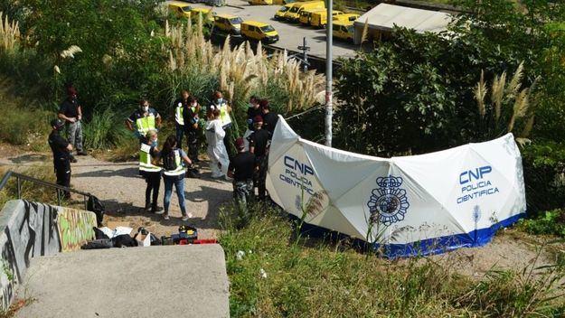 La Policía identifica los restos humanos hallados en Santander como los de la joven desaparecida en agosto
