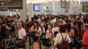 El gobierno interviene el aeropuerto de El Prat