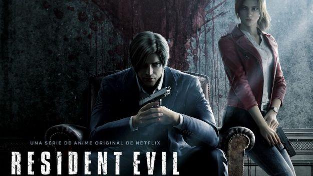 Nueva serie de anime para 2021 en Netflix: 'Resident Evil: Oscuridad infinita'