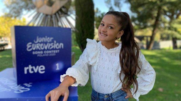 Soleá y su canción con mensaje positivo para Eurovisión Junior 2020