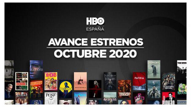 Esto es lo que puedes ver en HBO durante el mes de octubre