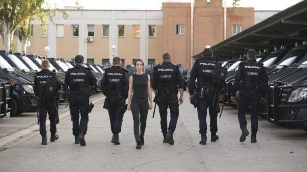 Movistar+: 'Antidisturbios', 'Judy' o 'Invisibles' entre los estrenos de octubre