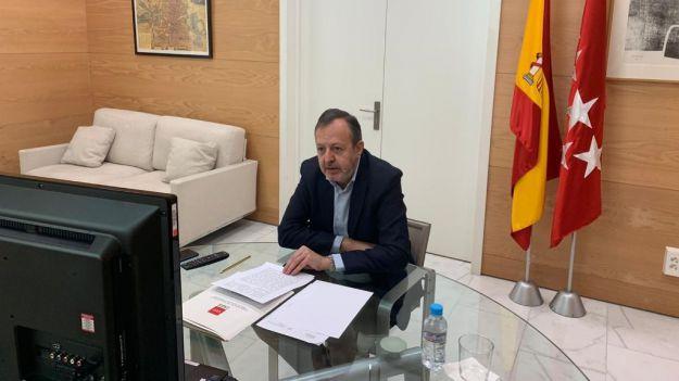 Alberto Reyero (Ciudadanos) dimite apelando a la 'unidad de las instituciones' para luchar contra el Covid-19
