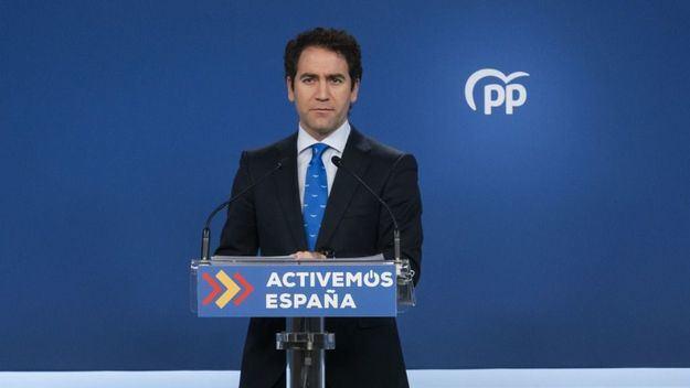 García Egea expresa el apoyo 'sin fisuras' del PP a Ayuso