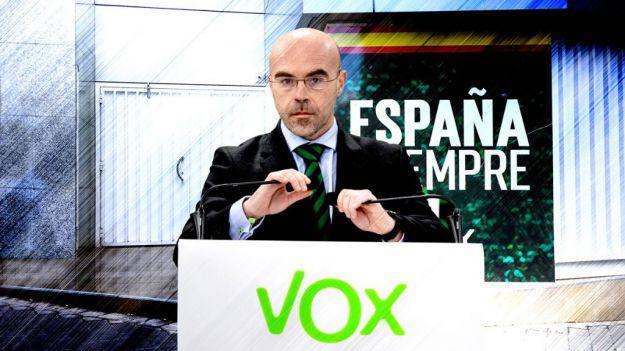 Buxadé: 'El PP ha llamado a papá Aznar para que diga que la Moción no sirve para nada, pero está en la calle'