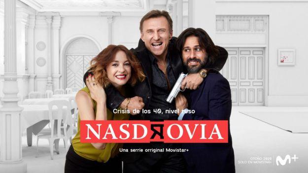 'Nasdrovia': Primeras imágenes de la nueva serie original de Movistar+