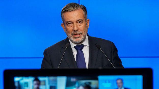 El PP considera de 'especial gravedad' la imputación de un vicepresidente 'por primera vez en democracia'