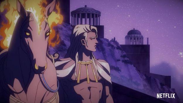Netflix lanza el esperado trailer de 'Sangre de Zeus'