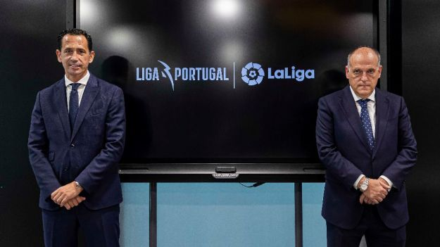 LaLiga y Liga Portugal extienden su cooperación hasta 2023