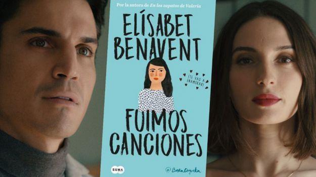 'Fuimos canciones': La película de Netflix basada en la bilogía superventas 'Canciones y recuerdos' de Elísabet Benavent