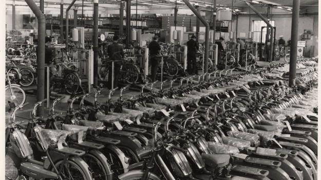 Peugeot Motocycles o cómo heredar 210 años de historia